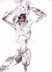 Man in Pose#3 by morbid-is-fun
