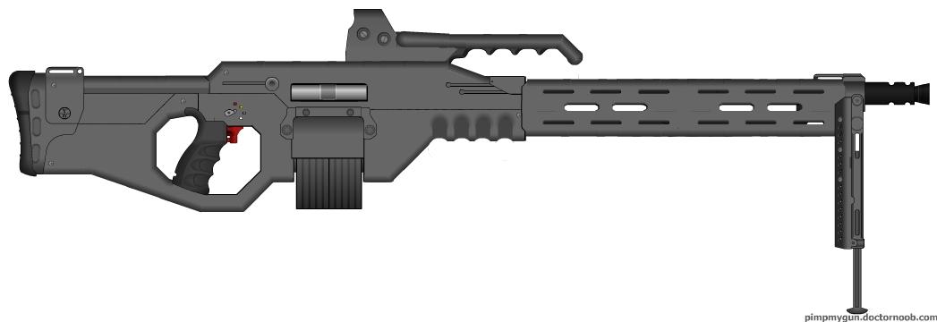 M390 A1 'Teiwaz' by dukeleto