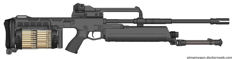 General Purpose Machine Gun by dukeleto
