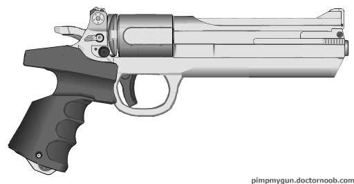 Mateba revolver by dukeleto on DeviantArt
