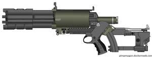 CEC Pulse Rifle