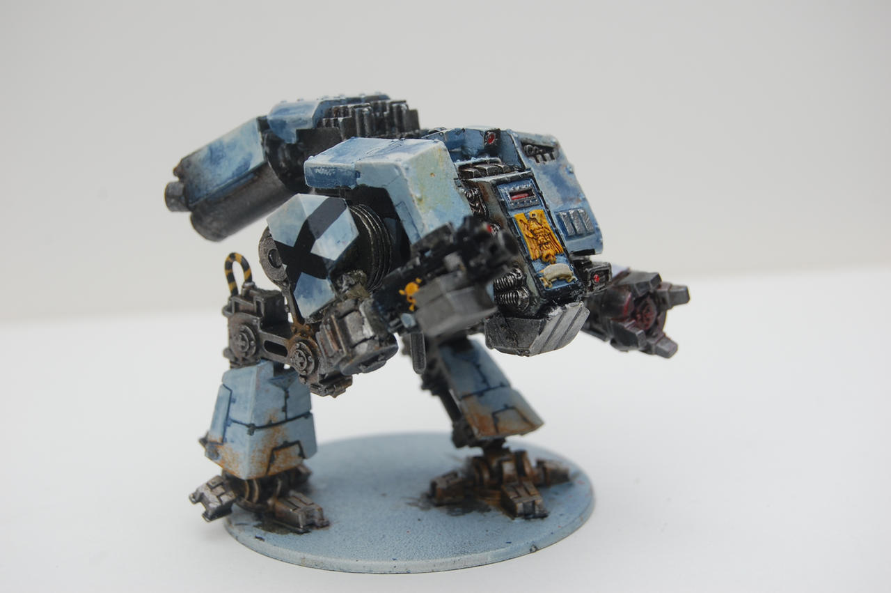 Contemptor Dreadnought by dukeleto