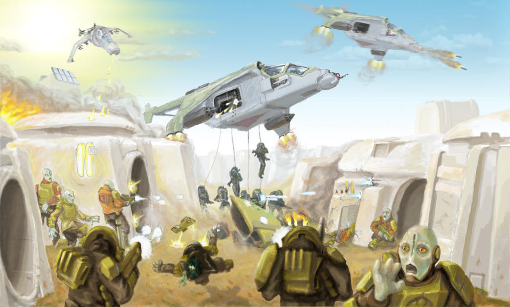 """Cleanse and Burn"" by dukeleto"