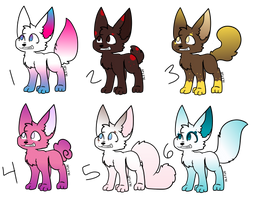Adopts that nobody wants #4( i think oof) by FizzySoda54