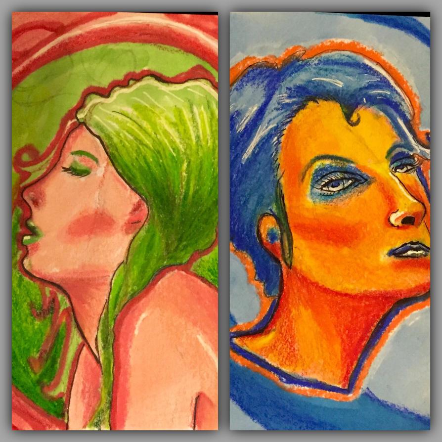 Art Cards by Psychopen