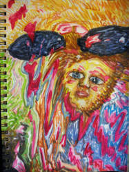 Sense of Idenity, Watercolor Sketch, 2015