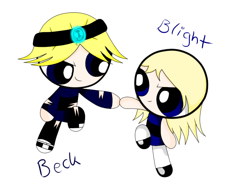 PC, Blight and Beck by XxStrawberryQueenxX
