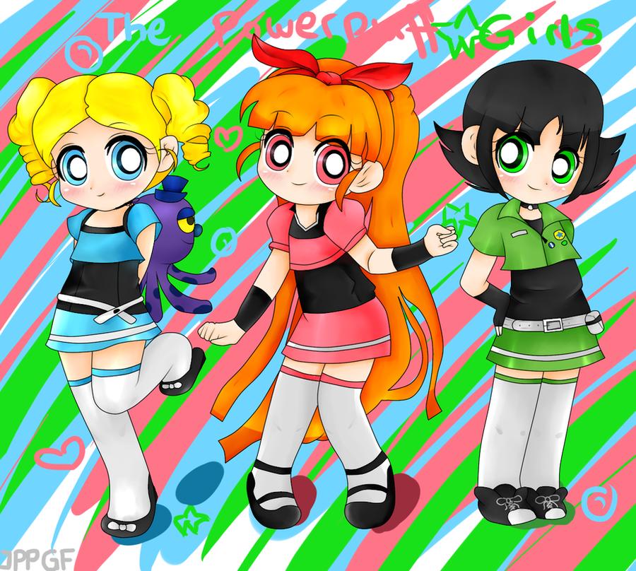 :We are the Powerpuff Girls!:: by XxStrawberryQueenxX on ...