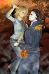 My Obsession - Myers and Laurie by XxStrawberryQueenxX