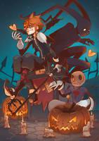 Happy Halloween! by EngerKlaux