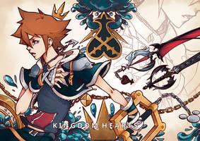 Sora fanbook by EngerKlaux