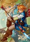 Link Wii u by EngerKlaux