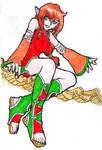 OLD ART-Gokuko by SanzosKitten