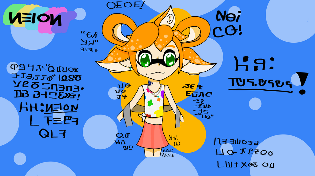 First Inkling Drawing- Clothing Poster by LedianWithACamera