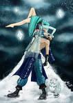 Syndra and Malzahar Frozen