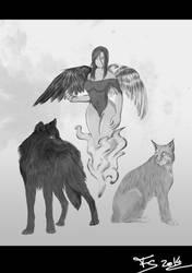 My dream by Fallen-Swallow