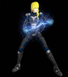Anya Storm Armored (XNAlara)