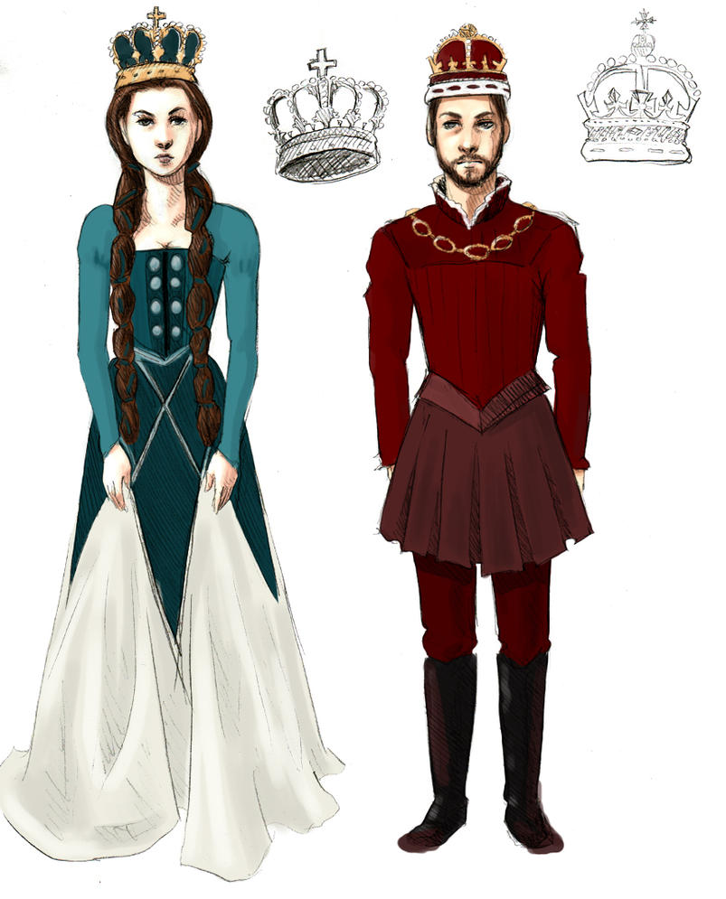 Character Analysis For Costume Design : Macbeth costume designs by simplyzippy on deviantart