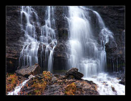 Waterfall IV by hamti