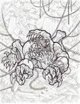 Mole Dragon