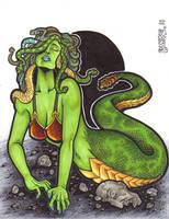 Medusa by Burke73