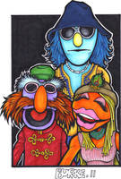 Zoot, Floyd, and Janice by Burke73