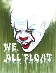 Pennywise. We All Float
