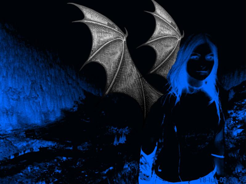 Angels Of Ice Dark ice...