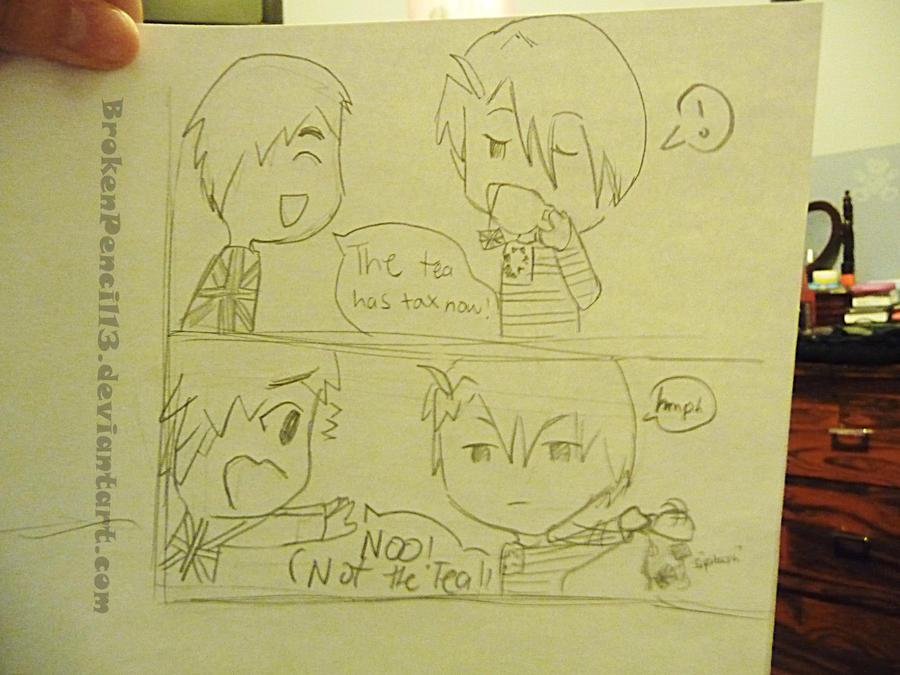 Hetalia Comic: The Tea Act by BrokenPencil13 on DeviantArt