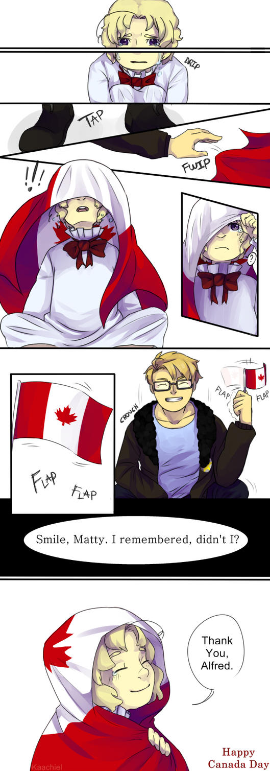 Happy Canada Day 2013 by BrokenPencil13