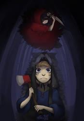 Twist Fate: Hunted by BrokenPencil13