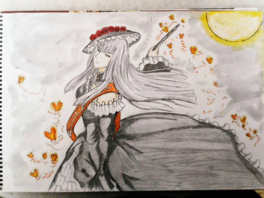 beatrice virgilia by yunasiti