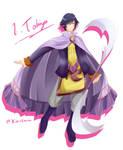 Shining Heroes AU: Tokiya (FINISHED)