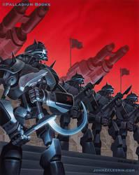 Warlords Of Russia by Zeleznik