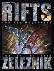 Rifts and the Megaverse The Art of John Zeleznik