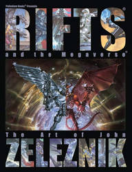 Rifts and the Megaverse The Art of John Zeleznik