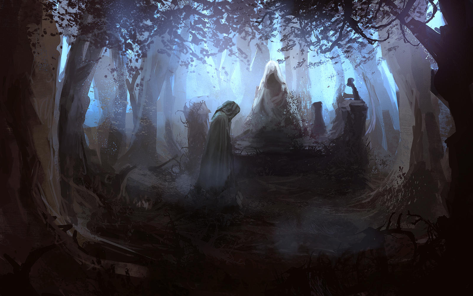 Ancient Altar by tenchi24