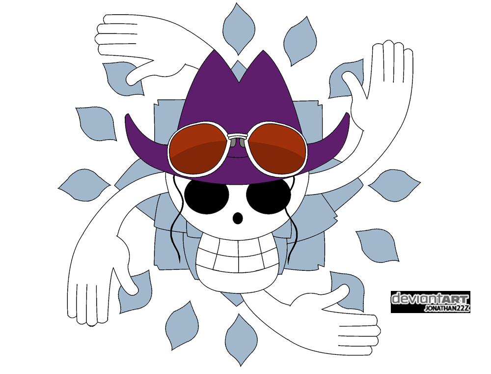 Nico Robin Jolly Roger Editado by Jonathan22Z on DeviantArt