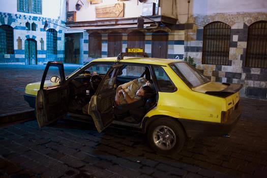 one night in Damascus