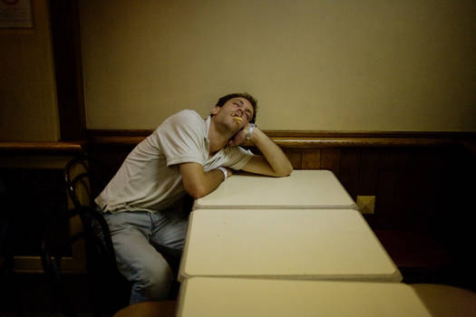 The Fastfood Sleeper