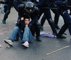 the arrest by Gonzale