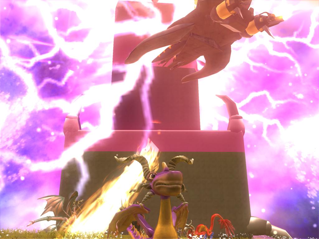 Spore: The Portal of epic Destruction!!!!! by Dragonrage19