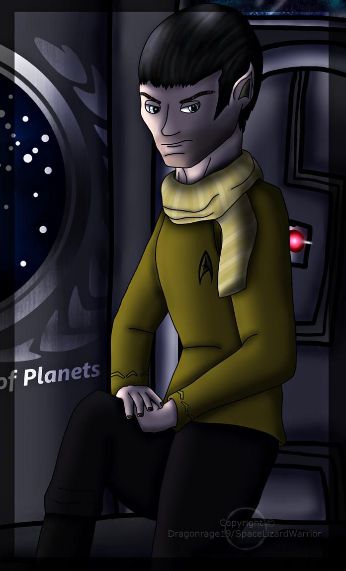Sklonder the Vulcan by Dragonrage19
