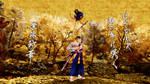 Samurai Shodown X Gyee Lan - For Ukyo Tachibana by ogami4