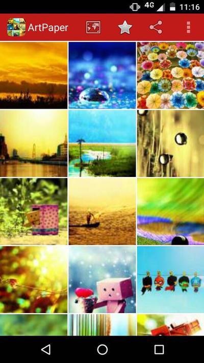Art-Paper beautiful wallpapers app