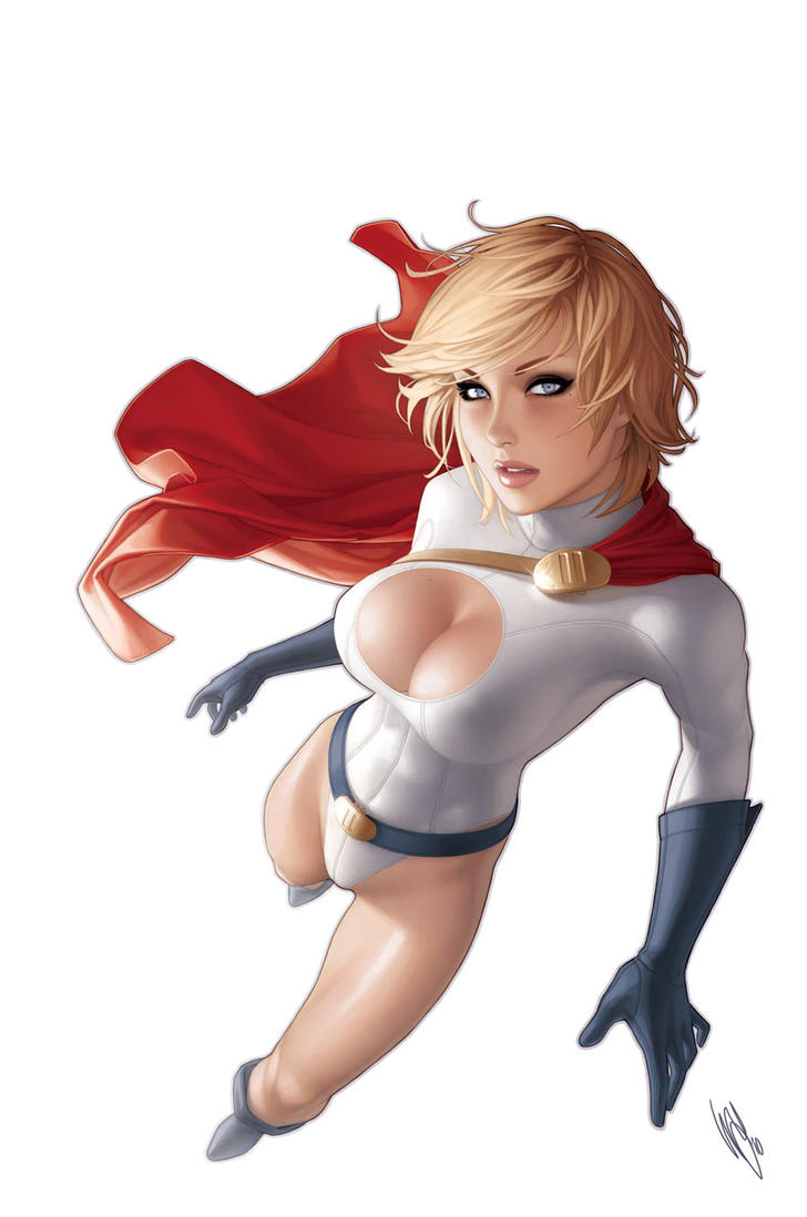 Power Girl by ultimateDCfan