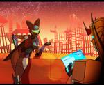 Midnight City by Pumpkin-pwns
