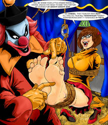 Jinkies! (Barefoot)