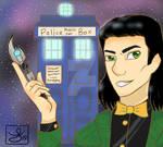 Loki As Doctor Who