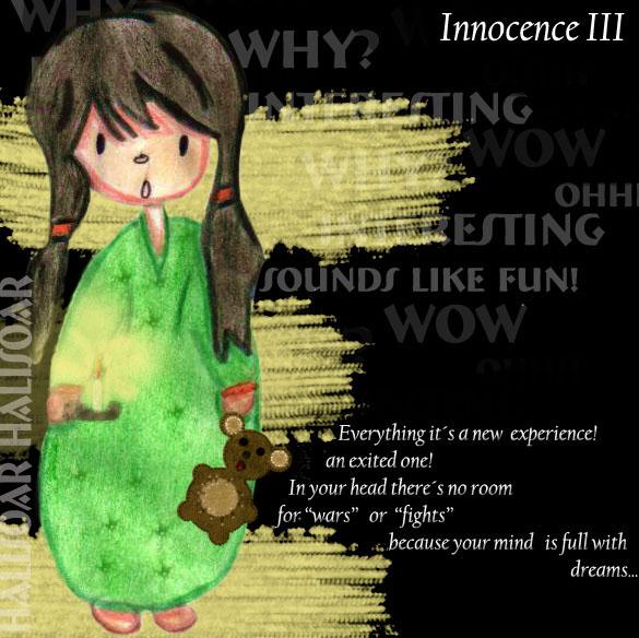Innocence III by Halisoar